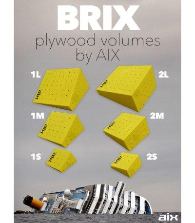 画像1: BRIX 1S  [Aix]